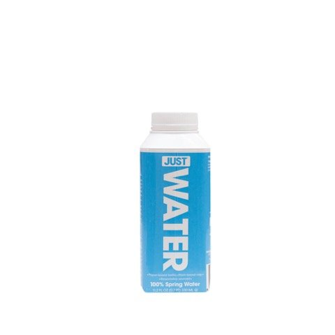 Just Water - 330ml (11.2oz) Paper-Based Bottle Case - 24 Pack