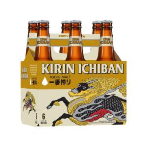 Kirin - Ichiban 12oz Bottle 24pk Case