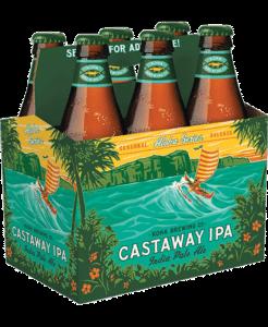 Kona - Castaway IPA 12oz Bottle 24pk Case