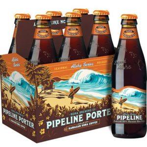 Kona - Pipeline Porter 12oz Bottle 24pk Case