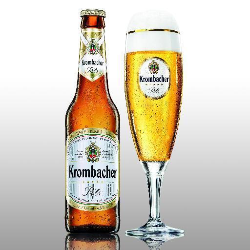 Krombacher - Pils 330ml (11.2oz) Bottle 24pk Case