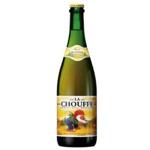 D'achouffe - La Chouffe Gold 750ml (25.3oz) Bottle 24pk Case
