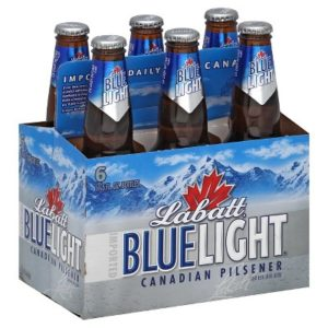 Labatt's - Blue Light 12oz Bottle 24pk Case