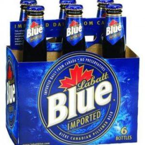 Labatt's - Blue 12oz Bottle 24pk Case