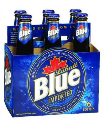 Labatt's - Blue 12oz Bottle 24pk Case