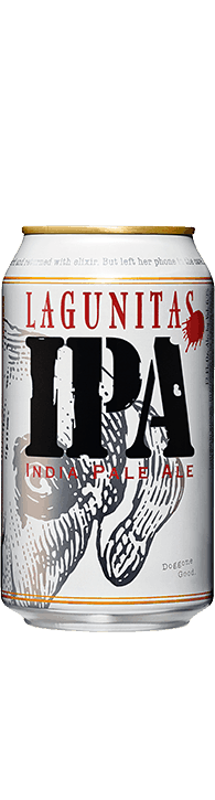 Lagunitas - IPA 12oz Can 24pk Case