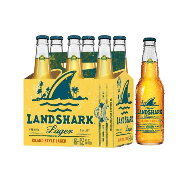 Landshark - Lager 12oz Bottle 24pk Case