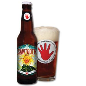 Left Hand - Sawtooth Amber Ale 12oz Bottle 24pk Case