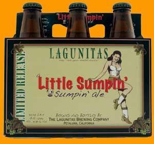Lagunitas - Little Sumpin Ale 12oz Bottle 24pk Case