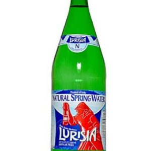 Lurisia - 1Liter (33.8oz) Still Glass Bottle Case - 12 Pack
