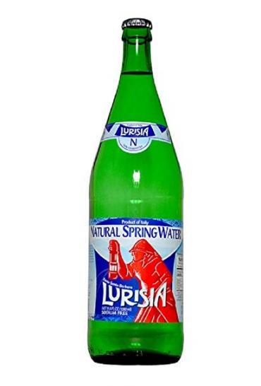 Lurisia - 1Liter (33.8oz) Still Glass Bottle Case - 12 Pack