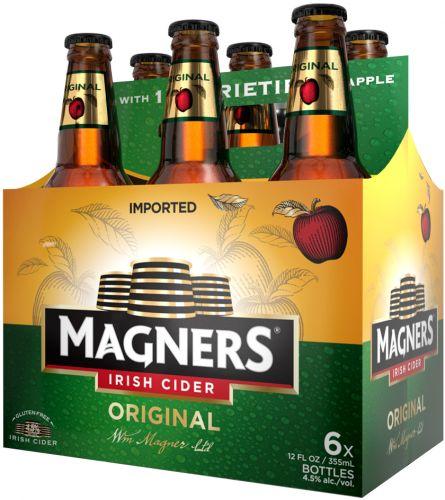 Magners - Cider 12oz Bottle 24pk Case