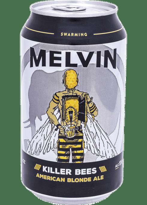 Melvin - Killer Bees American Blonde Ale 12oz Can 24pk Case