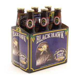 Mendocino - Blackhawk Stout 12oz Bottle 24pk Case