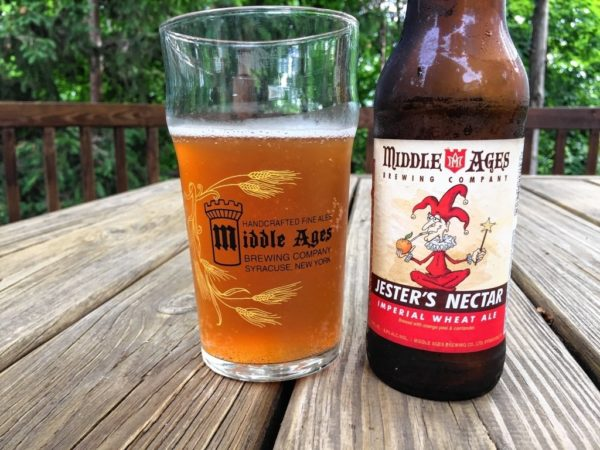 Middle Ages - Jester Nectar Imperial Wheat 12oz Bottle 24pk Case