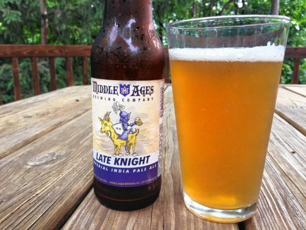 Middle Ages - Late Knight Imperial IPA Bottle 24pk Case
