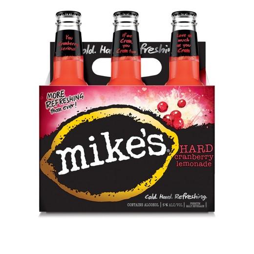Mike's - Cranberry Lemonade 11.2oz Bottle 24pk Case