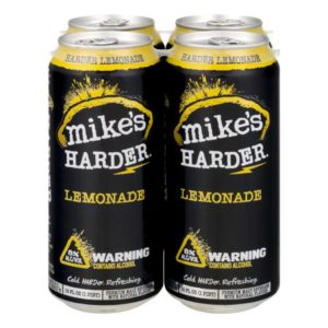 Mike's - Harder Lemonade 16oz Can 24pk Case