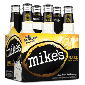 Mike's - Hard Lemonade 11.2oz Bottle 24pk Case