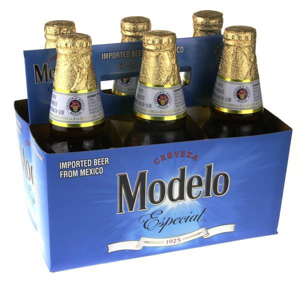 Modelo Especial - Lager 12oz Bottle 24pk Case