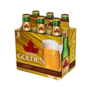 Molson - Golden 12oz Bottle 24pk Case