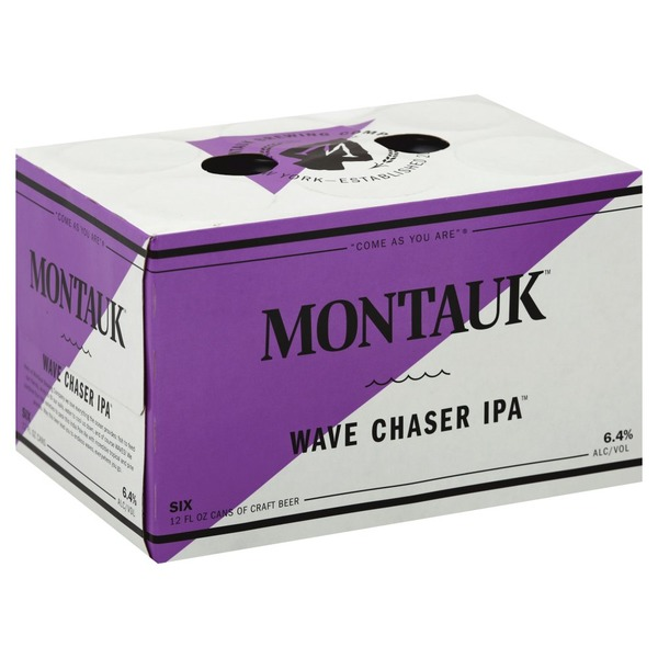 Montauk - Wave Chaser IPA 12oz Can