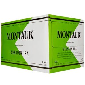 Montauk - Session IPA 12oz Can 24pk Case