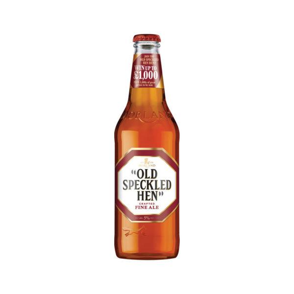 Morland(Abingdon) - Old Speckled Hen 12oz Bottle 24pk Case