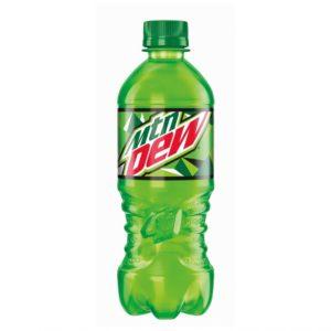 Mtn Dew - Original 20oz Bottle Case