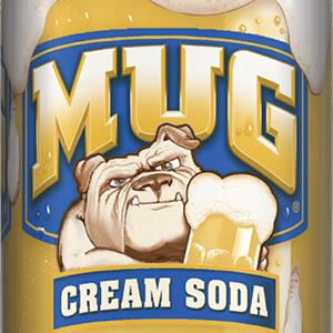Mug - Cream 12oz Can Case