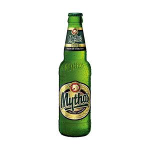 Mythos - Lager 330ml (11.2oz) Bottle 24pk Case