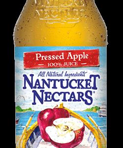 Nantucket Nectars - Pressed Apple Juice 16oz Bottle Case