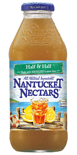 Nantucket Nectars - Half & Half 16oz Bottle Case