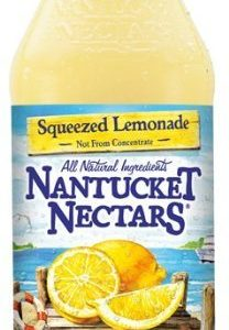Nantucket Nectars - Squeezed Lemonade 16oz Bottle Case