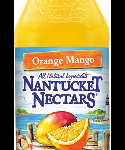 Nantucket Nectars - Orange Mango 16oz Bottle Case