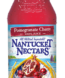 Nantucket Nectars - Pomegranate Cherry Juice 16oz Bottle Case