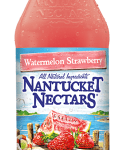 Nantucket Nectars - Watermelon Strawberry 16oz Bottle Case