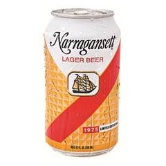 Narragansett - Lager 12oz Can 24pk Case