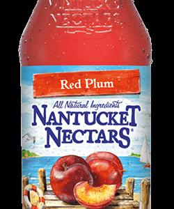 Nantucket Nectars - Red Plum 16oz Bottle Case