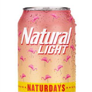 Natural Light - Strawberry Lemonade 12oz Can 24pk Case