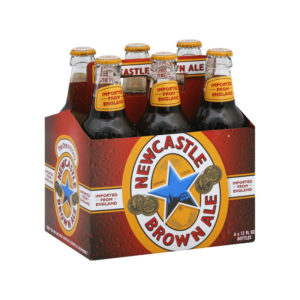 Newcastle - Brown Ale 12oz Bottle 24pk Case