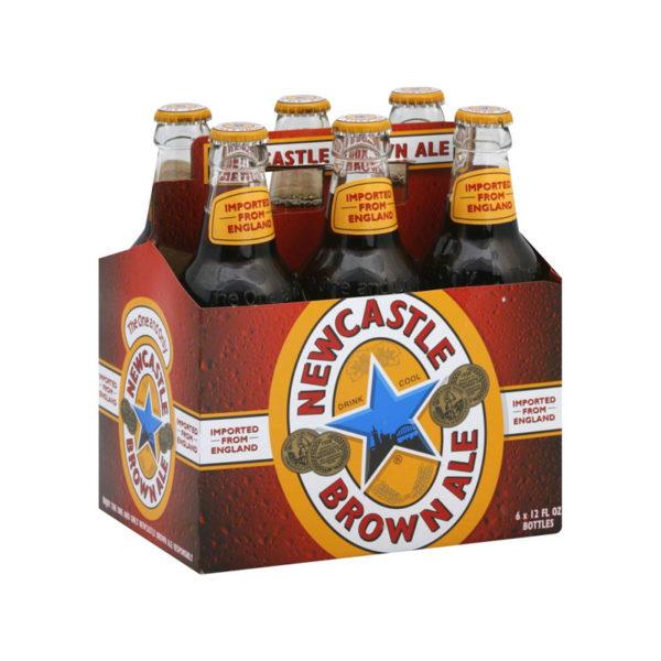 Newcastle - Brown Ale 12oz Bottle 24pk Case