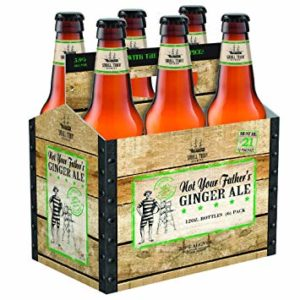 Not Your Father's - Ginger Ale 12oz Bottle 24pk Case