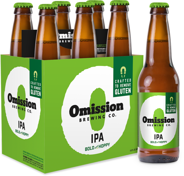 Omission - IPA 12oz Bottle 24pk Case