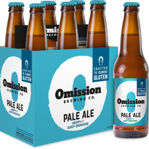 Omission - Pale Ale 12oz Bottle 24pk Case