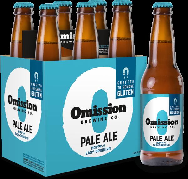 Omission - Pale Ale 12oz Bottle 24pk Case