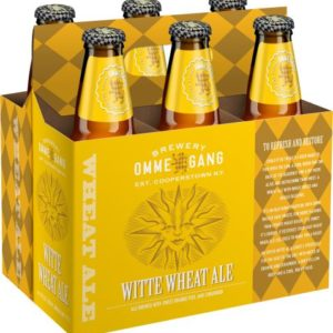 Ommegang - Witte 12oz Bottle 24pk Case
