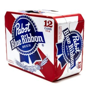 Pabst - Blue Ribbon 12oz Can 24pk Case