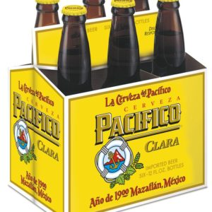 Pacifico - Pilsner 12oz Bottle 24pk Case