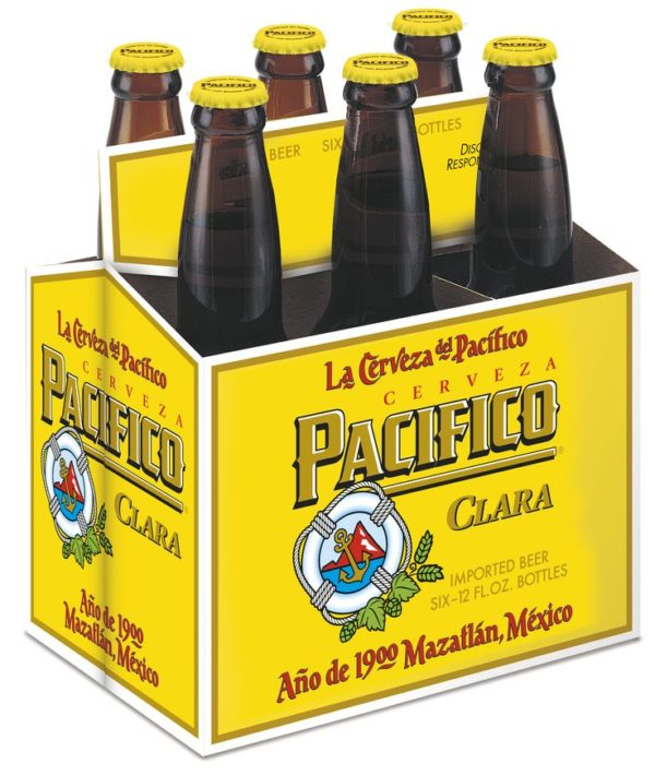 Pacifico - Pilsner 12oz Bottle 24pk Case